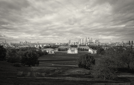 Greenwich Park, autumn