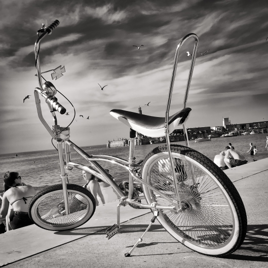 Bike, Margate Beach