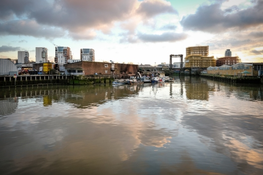 Deptford Creek January 2017