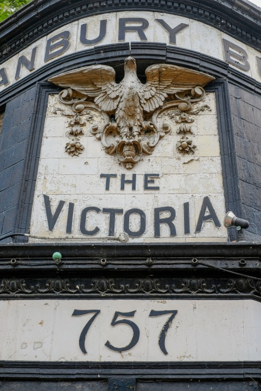 The Victoria pub, Woolwich Road, Charlton