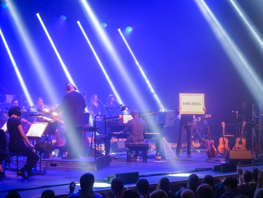 Gruff Rhys and the LCO at the Barbican September 2018